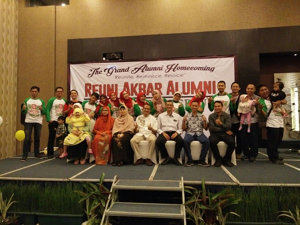 Reuni Akbar Alumni