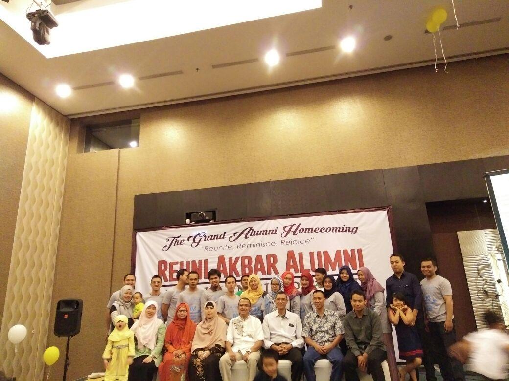 Rapat Reuni Akbar Alumni